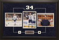 Auston Matthews-Record setting 1st NHL game