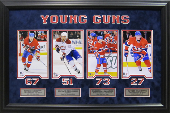 Canadiens Young Guns