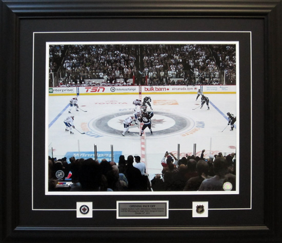Jets Opening night 16 X 20